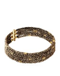 Annoushka | Brown Alchemy Six Row Bracelet | Lyst