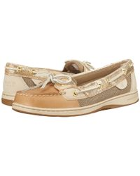 Sperry Top-Sider - Angelfish Metallic Python - Lyst