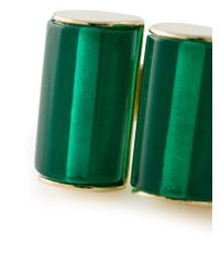 Wouters & Hendrix - Green Cylinder Ring - Lyst