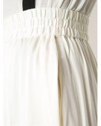By Malene Birger - White 'Inese' Skirt - Lyst
