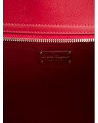 Ferragamo - Red Large Tote - Lyst