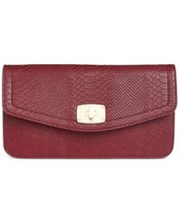 INC International Concepts | Purple Surena Clutch | Lyst