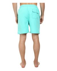 Vineyard Vines - Green Solid Cabana Shorts for Men - Lyst