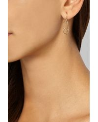 Melissa Joy Manning - Metallic 14-karat Gold Drop Earrings - Lyst
