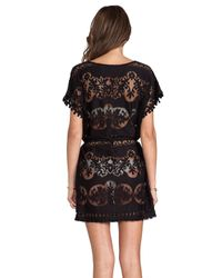 Tigerlily - Achla Dress in Black - Lyst