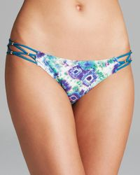 Pilyq - Multicolor Cat Cay Braided Bikini Bottom - Lyst