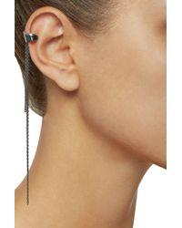 Maria Black - Metallic Roxy Oxidized Ear Cuff - Lyst