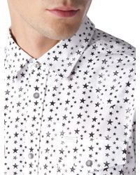 DIESEL - White Sulf-star for Men - Lyst
