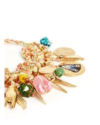 Venessa Arizaga   Multicolor 'teepee Time' Bracelet   Lyst