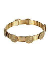 Dolce & Gabbana | Metallic Bracelet | Lyst