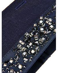 'S Max Mara Blue Kaya Cuffs