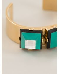 Marc By Marc Jacobs - Blue Gypsy Gem Bracelet - Lyst