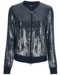 That's It - Blue Sequined Jacket - Lyst