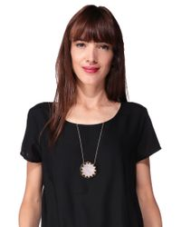 House of Harlow 1960 | Pink Necklace / Longcollar | Lyst