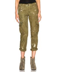 Bliss and Mischief - Brown Basquiat Pants - Lyst