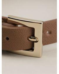 Valentino - Pink Rockstud Bracelet - Lyst