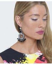 Butterfly - Black Dark Romance Earrings - Lyst