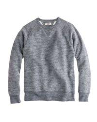 J.Crew - Blue Wallace Barnes Athletic Sweatshirt for Men - Lyst