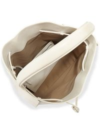 3.1 Phillip Lim - Natural Soleil Large Drawstring Bucket Bag - Lyst