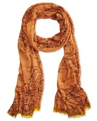 Patricia Nash | Natural Scarf | Lyst