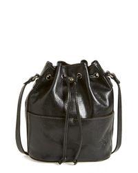 Patricia Nash - Black 'Bronte' Bucket Bag - Lyst