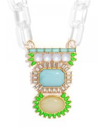 BaubleBar | Multicolor The Shoshanna Amulet-Neon | Lyst