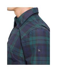 Ralph Lauren - Green Tartan Bi-swing Jacket for Men - Lyst