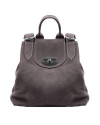 Linea Pelle | Gray Veronika Backpack | Lyst