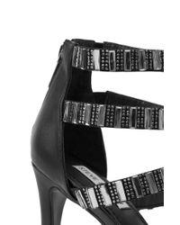 Steve Madden - Famme Sequin Heels In Black Multi - Lyst