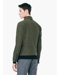 Mango - Natural Pocket Jacket for Men - Lyst