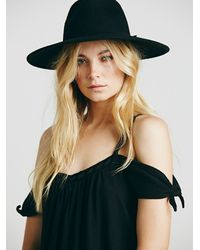 Free People | Black Dear Jamie Tunic | Lyst