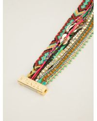 Hipanema - Multicolor Ethnic Bracelet - Lyst