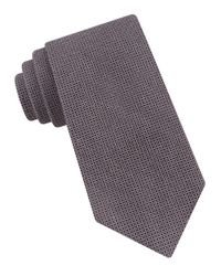 Ted Baker | Black Patterned Silk Tie for Men | Lyst