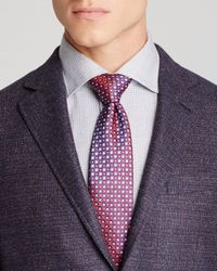 Canali - Purple Boucle Kei Classic Fit Sport Coat for Men - Lyst