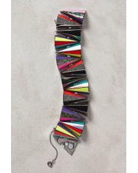Sarah Magid - Multicolor Harlequin Bracelet - Lyst