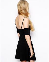 For Love & Lemons - Black For Love Lemons All Night Dress - Lyst