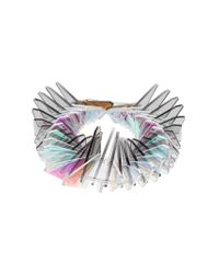 Sarah Angold Studio - Multicolor 'Dragon' Necklace - Lyst