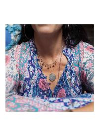 Melissa Joy Manning | Multicolor Brass Charm Necklace | Lyst