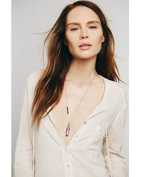 Free People - Purple Samantha Wills Womens Mineral Pendant - Lyst