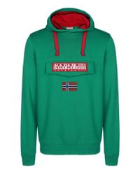 Napapijri | Green Sweatshirt for Men | Lyst