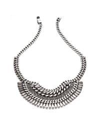 DANNIJO | Metallic Lilith Necklace | Lyst