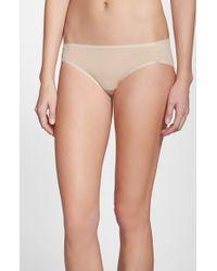 Natori - Natural 'bliss Fit' Bikini - Lyst