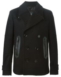 Belstaff - Black Short Peacoat for Men - Lyst
