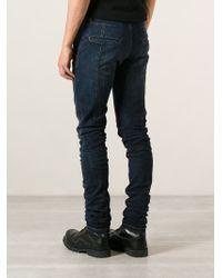 Vivienne Westwood - Blue Slim Jeans for Men - Lyst