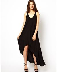 Jarlo - Black Sierra Maxi Dress - Lyst