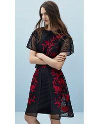 Sachin & Babi - Red Kage Skirt - Lyst
