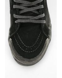 Urban Outfitters - Black Vans California Sk8hi Reissue Womens Hightop Sneaker - Lyst