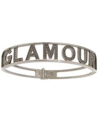 Spallanzani - Metallic Glamour Bangle - Lyst