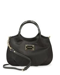Calvin Klein | Black Nylon Shopper Bag | Lyst