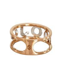 Spallanzani - Metallic Mojo Ring - Lyst